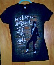 Michael Jackson Off the Wall T-Shirt Ladies M