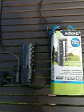 Aqueal Aquarium Filter ASAP 300 With Box
