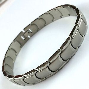 Bionic ENERGY Titanium STRENGTH BALANCE BAND True Frequency PAIN RELIEF Bracelet