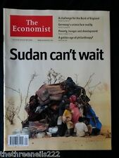 THE ECONOMIST - SUDAN - JULY 31 2004