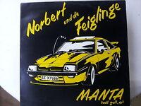 Norbert und die Feiglinge - MANTA