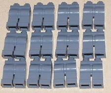 LEGO LOT OF 12 NEW SAND BLUE MINIFIGURE LEGS GIRL BOY PANTS STAR WARS