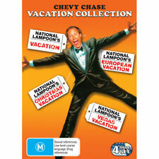National Lampoon's Vacation Collection DVD Chevy chase R4