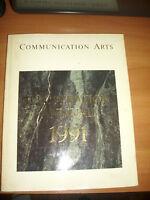 COMMUNICATION ARTS - ILLUSTRATION ANNUAL 1991 (PK)