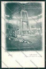Terni Città Alterocca cartolina QK4436