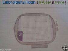 "Brother Dream Machine Quattro Innov-ís 6750D 6000D 8""x8"" Square Large Hoop SA446"