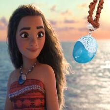 Moana Princess Charm Necklace Principessa Cosplay Costumes Pendant Jewelry Nice