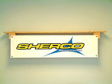 SHERCO motocicli Banner Trials MX Workshop Garage Cabestany, 250 350 se SEF-R