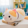 Cute Plush Cat Doll Soft Stuffed Kitten Pillow Doll Toy Kid For Girlfriend Gift