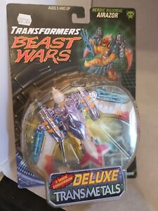 New 1997 Transformers Beast Wars Deluxe Maximal Airazor