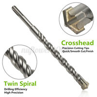 6mm-16mm SDS Plus Masonry Hammer Drill Bits For Bosch Concrete 210mm ✤✤