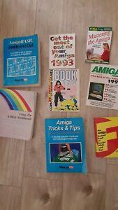 Commodore Amiga Books