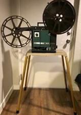 16mm Bell & Howell 1550 Filmosound Projector with Vintage B&H Auxiliary Speaker