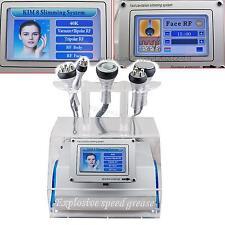 Cavitation Vacuum Bipolar  Body Slim Fat Removal Skin Beauty Salon Machine USA