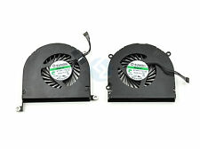 "NEW Left and Right Cooling Fan for 17"" Apple MacBook Pro 17"" A1297 2009 2011"
