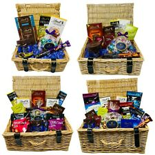 LINDT LUXURY CHOCOLATE GIFT HAMPER - 4 sizes available! Christmas