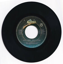Philippines REO SPEEDWAGON Can't Fight This Feeling 45 rpm Record