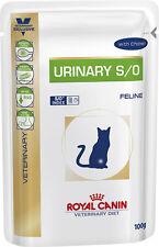 Royal Canin Urinary S/O Katze Diatfutter Nassfutter Huhn (12 x 100g) 1,2 kg