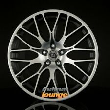 4 Cerchi in lega DIEWE WHEELS Fina Nero machined-Nero Opaco FRONT lucidata et 10x22
