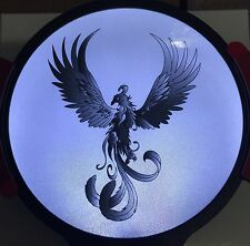 Phoenix Light Up Decal Powerdecal Backlit LED Motion Sensing Auto Decal