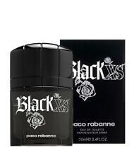 PACO RABANNE BLACK XS EAU DE TOILETTE 50ML