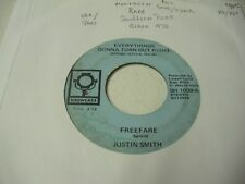 Freefare with Justin Smith Everythings Gonna Turn Out Right/He Ain't Heavy He's