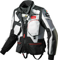 Spidi H.T. Raid Pro H2Out Offroad Street Motorcycle Racing Jacket 3XL $899 MSRP