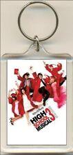 High School Musical 3. The Musical. Keyring / Bag Tag.