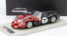 1962 Ferrari 250 GT Breadvan Test Le Mans in 1:18 Scale by Tecnomodel