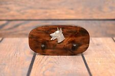 Doberman pincher - wooden hanger with image of a dog, high quality, Art Dog USA