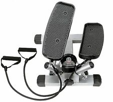 Compact Stair Stepper Fitness Portable Elliptical Trainer