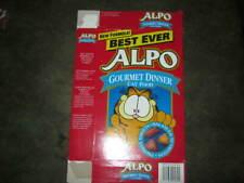New listing Garfield the Cat Cat Food Box 1994