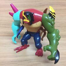 Ben 10 Ultimate Alien Kevin Levin Figura De Acción