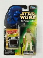 STAR WARS The Power Of The Force Kenner Action Figure ADMIRAL ACKBAR