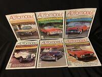 Collectible Automobile Magazine lot 1995 1996 Aug Dec Oct June April Mercury