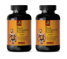 delay pills - BEST TESTOSTERONE BOOSTER - erectile pills - 2 Bottles
