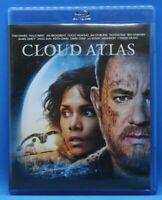 "Blu Ray  "" Cloud Atlas "" Tom Hanks / Halle Berry / Susan Sarandon / Hugh Grant"