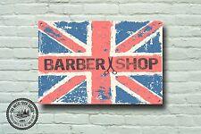 Barbiere Insegna, Segnale Metallico, Segni, Stile Moderno, Barbiere, 974