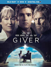 The Giver BLU-RAY Phillip Noyce(DIR)