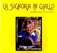 DVD LA SIGNORA IN GIALLO Stagione 6 Episodi 1 e 2 Angela Lansbury Levinson FILM.