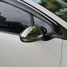 Kit Coque Pour Retroviseur Peugeot 208 A Partir De 2012 Adhésif 3M Chrome
