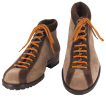 $775 Sutor Mantellassi Beige Shoes Size 8 (US) / 7 (EU)
