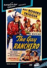 GAY RANCHERO  (Roy Rogers) - Region Free DVD - Sealed