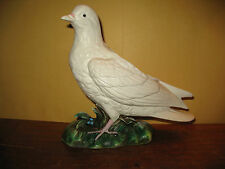 Vintage Napcoware Dove Planter Vase White Bird C-6567 Japan Pottery Ceramic