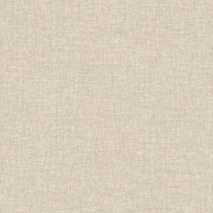 Arthouse Linen Texture Fabric Hessian Effect Luxury Wallpaper - Natural 901704