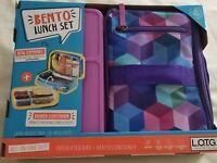 BENTO Lunch box set.