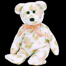 """TY BEANIE BABIES  """"HANNAH JAPAN ASIA PACIFIC FLOWER II  MINT WITH MINT TAG"""