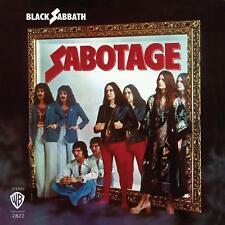 BLACK SABBATH SABOTAGE VINILE LP 180 GRAMMI REMASTERED NUOVO SIGILLATO