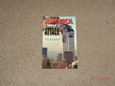 9/11 America Under Attack-Twin Towers World Trade Center Tract Pamplet