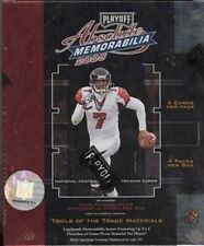 2005 PLAYOFF ABSOLUTE MEMORABILIA NFL FOOTBALL HOBBY BOX